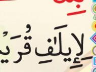 27 – Sura Quraish – Surat al-Maun – Surat al-Kawthar